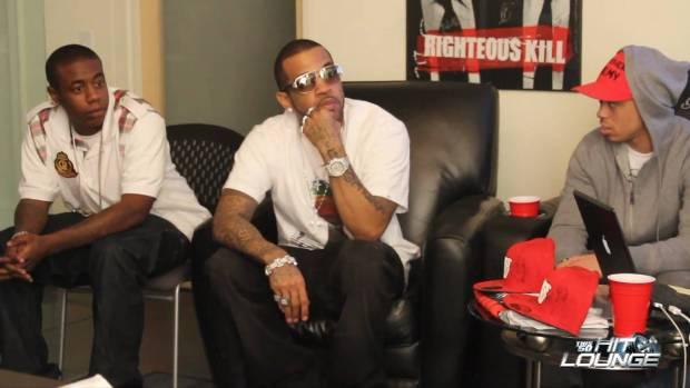 Recap 4/22/10 With Lloyd Banks, Cory Gunz & Peter Gunz | The Hit Lounge | 50 Cent