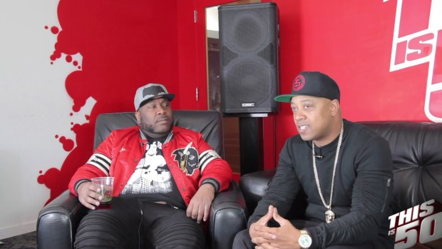 Special Speaks on Friendship w/ Busta Rhymes; Conglomerate Records; Foreign's