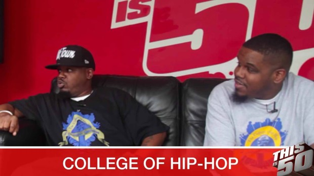 """The College of Hip-Hop – """"10 Steps to Profit from Your Passion"""""""