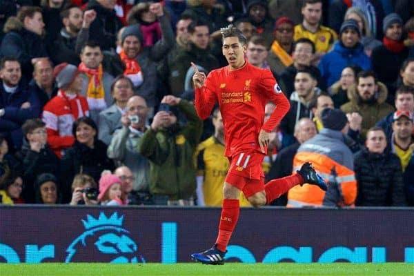Liverpool vs arsenal highlights 3-1