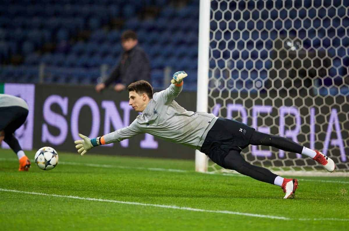 Who is young Liverpool goalkeeper Kamil Grabara? - Latest