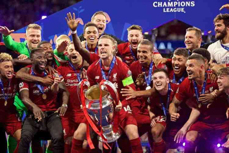 Watch the goals, highlights and trophy lift as Liverpool ...
