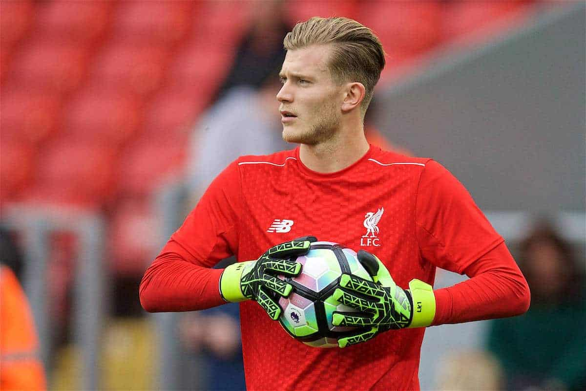 Image result for loris karius