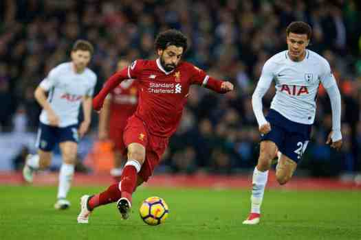 Liverpool 2-2 Tottenham: Dramatic finish as Spurs grab ...