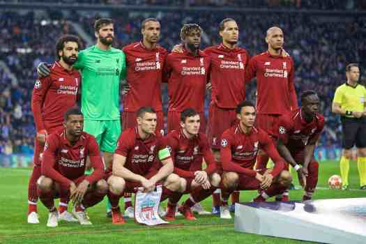 Porto 1-4 Liverpool: Player Ratings - Liverpool FC - This ...
