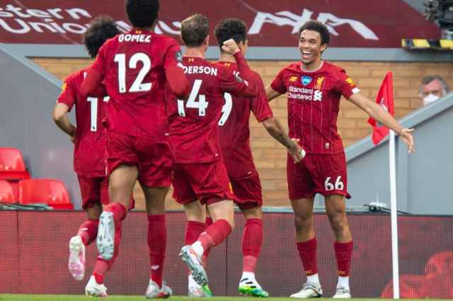 Liverpool 4-0 Crystal Palace: Player Ratings - Liverpool FC - This ...