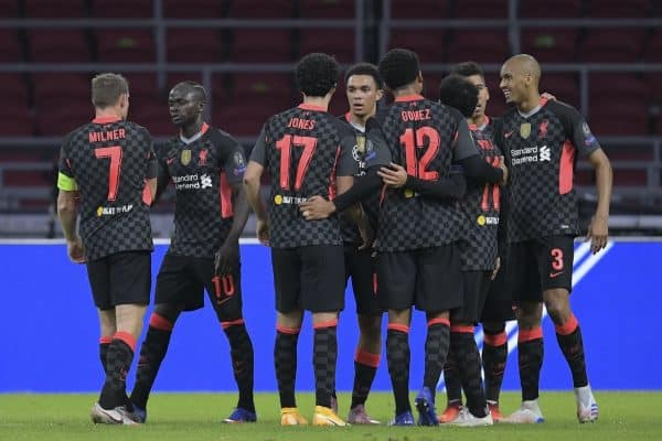 Ajax 0-1 Liverpool: Injury-hit Reds overcome stiff test in Champions League  - Liverpool FC - This Is Anfield