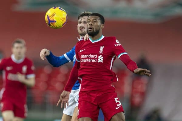 Liverpool 0-1 Brighton: Reds limp to another defeat at ...
