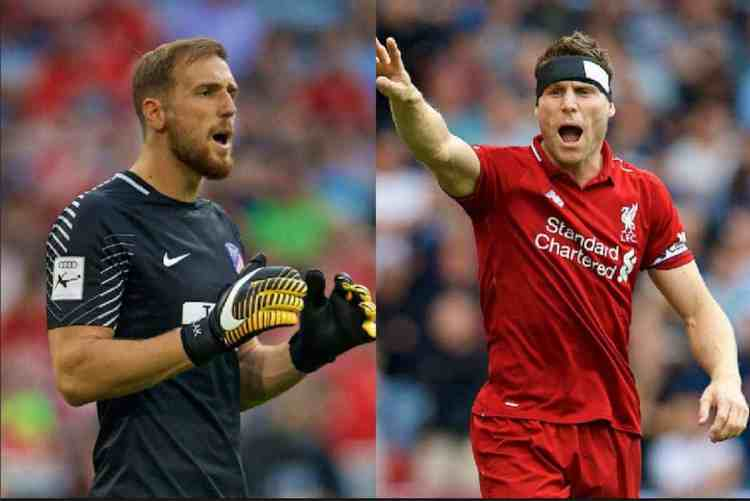 Big Oblak claim and fitness latest from Melwood - Tuesday ...