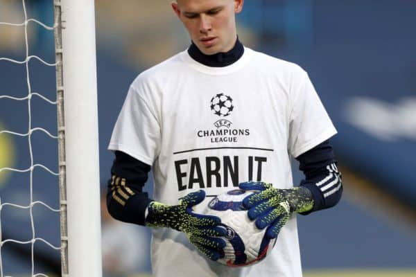 Leeds, Super League, earn it shirt (Lee Smith/PA)