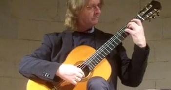 David Russell Plays Barrios