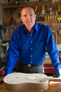 CLive Titmuss Luthier