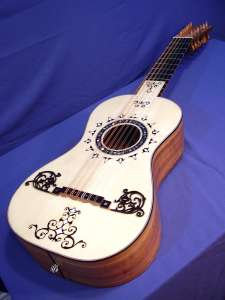 Six-Course Guitar