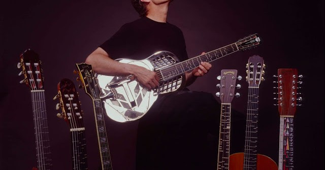 John Schnieder – Interview and Performance on Microtonal Guitar