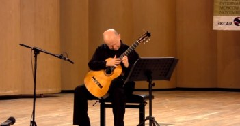 Pavel Steidl, Classical Guitar