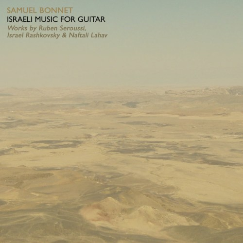 Bonnet - Israeli Music for Guitar