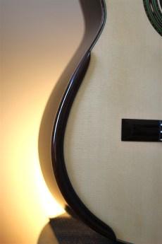 Dominelli Guitar - Armrest
