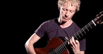 Johannes Moller Plays Asturias by Albeniz