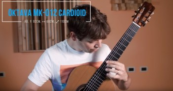 classical guitar microphone comparison