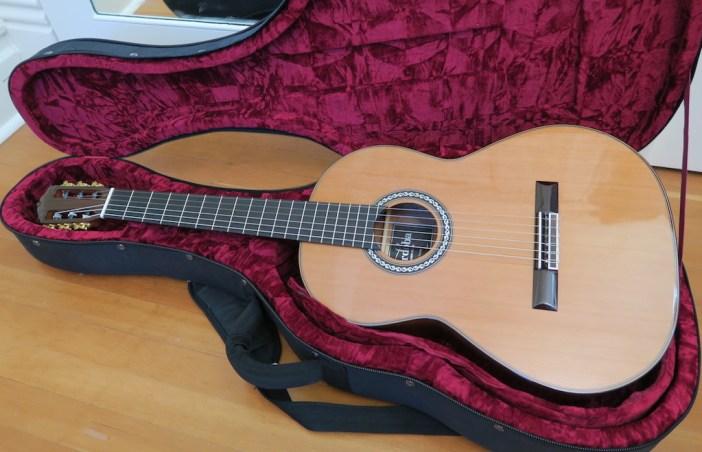 Cordoba C9 Parlor Classical Guitar Review