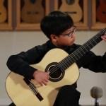 Kang Min Ji - guitar