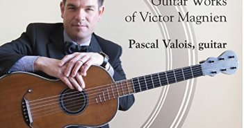 Victor Magnien - Guitar Works