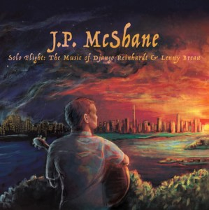 J.P. McShane - Solo Flight