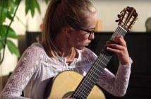 Nina Bernert, Guitar