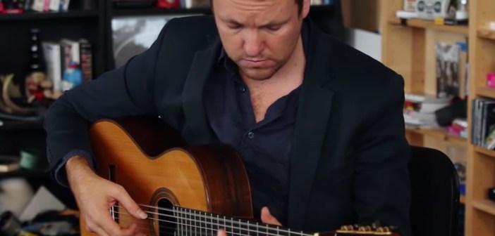 Derek Gripper Plays Kora Music