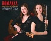 Romanza: Music from Spain and South America by Azuline Duo