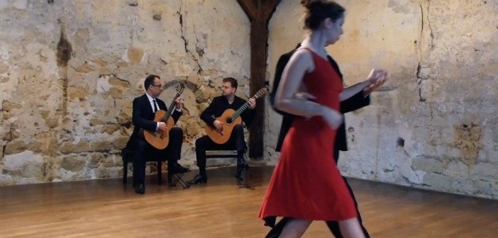Montengrin Guitar Duo Plays Piazzolla