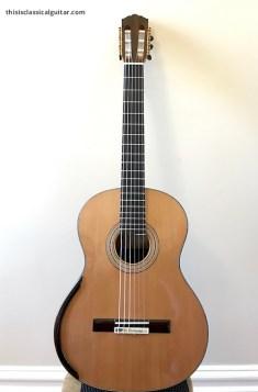 De Casicia - Sylvia Classical Guitar - Front