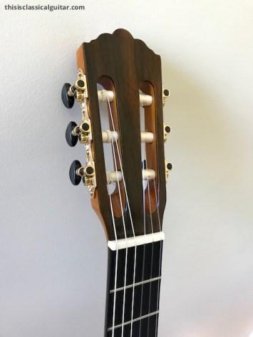 De Casicia - Sylvia Classical Guitar - Head