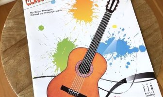 Classical Guitar - Contemporary Concepts by Sean Thrower