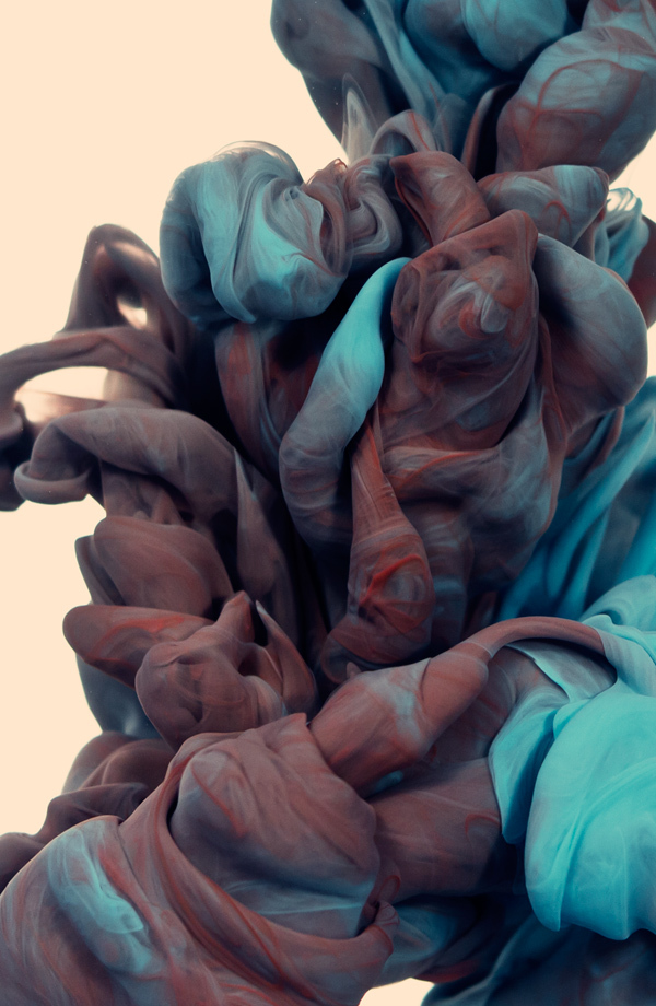 New Underwater Ink Photographs by Alberto Seveso photography ink