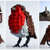 British LEGO Birds