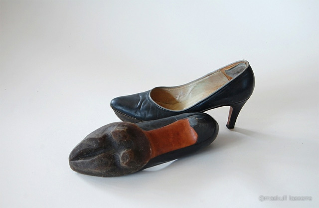 Animal Footprint Shoes by Maskull Lasserre shoes art animals