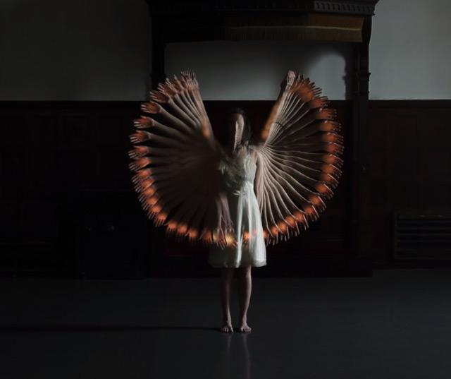 Choros: A Transfixing Experimental Dance Film by Michael Langan & Terah Maher video art dance