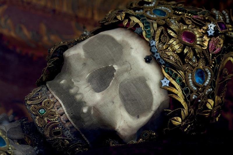 The Beauty of Death: Catacomb Saints Photographed by Paul Koudounaris history death bones