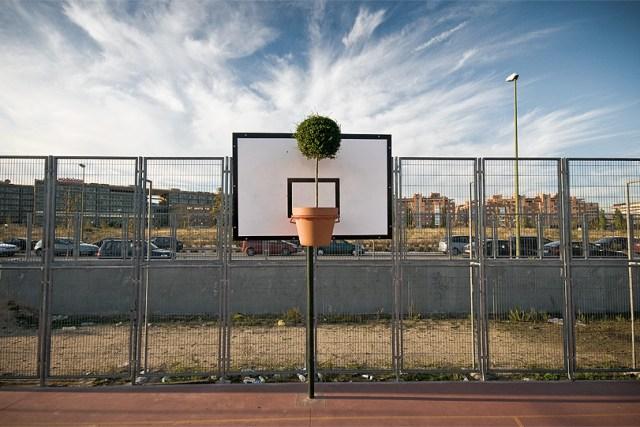 Humorous Street Art and Urban Interventions by SpY street art humor