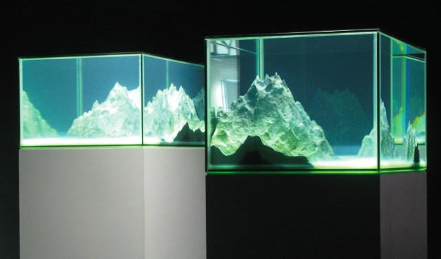 Aquarium Sculptures By Mariele Neudecker