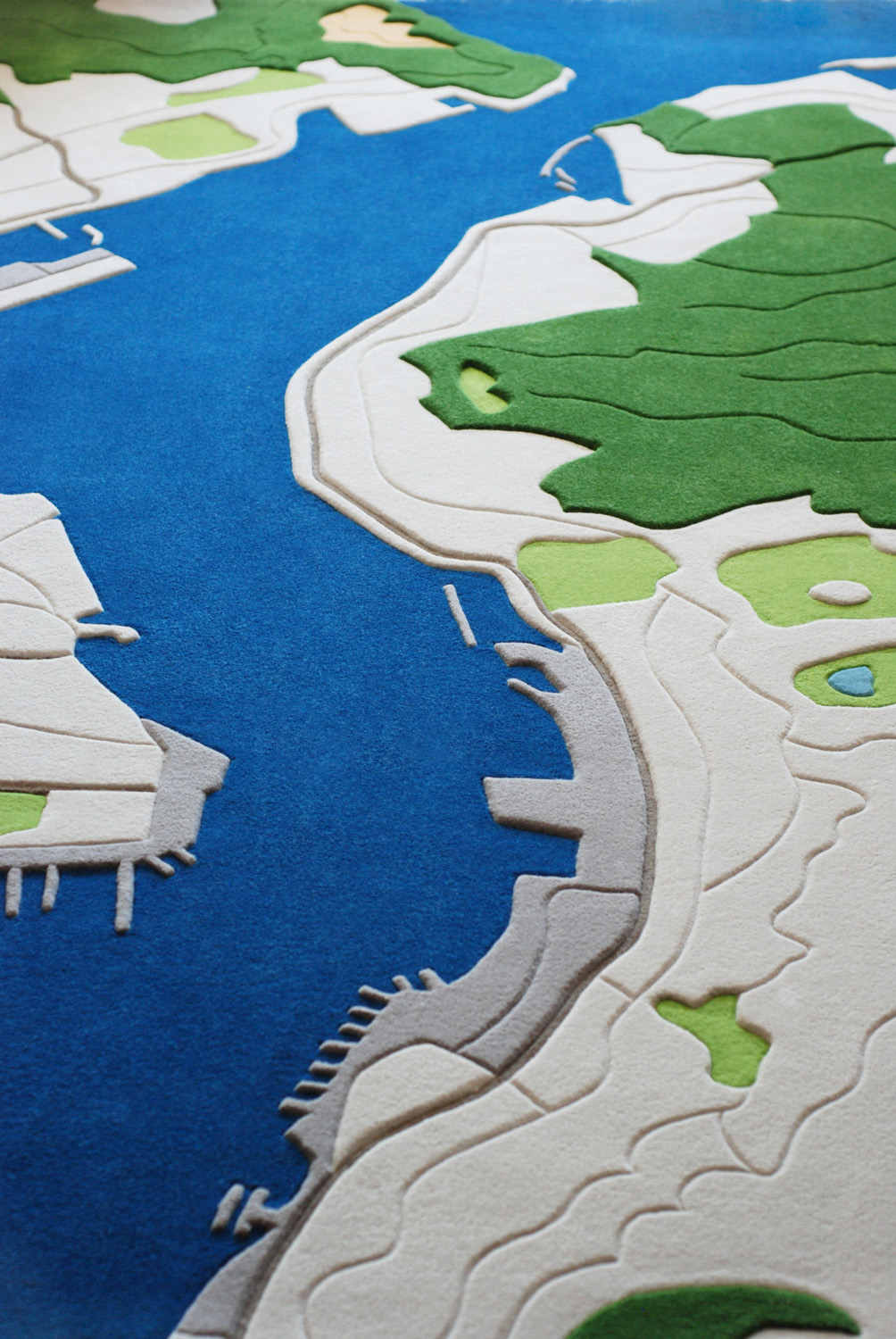 map carpet