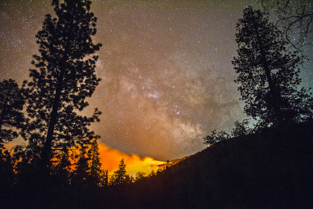 Lake Fire, in San Bernardino in June 2015, by Stuart Palley
