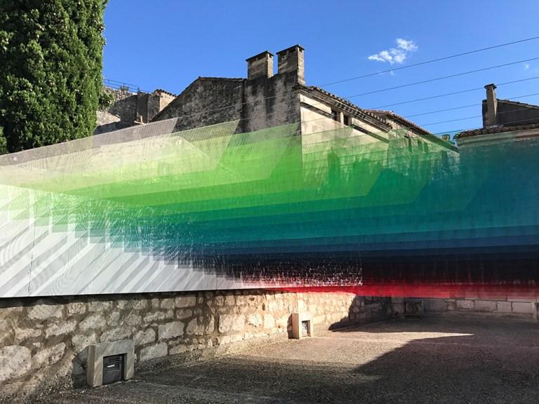 """""""Paradis Perdus"""" (2017), Les Baux-de-Provence, France"""