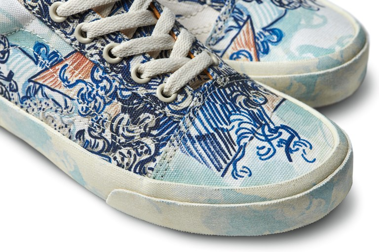 d010e7a0dd8 The Van Gogh Museum and Vans Collaborate on a Wearable Collection of  Masterworks By Laura Staugaitis
