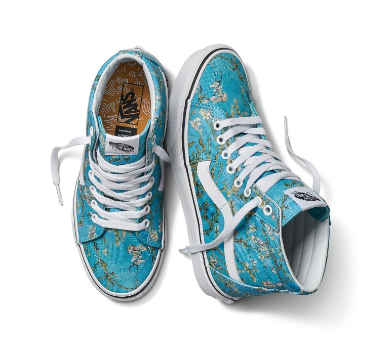 88561f58205 ... Vans and the Van Gogh Museum. For those concerned about the styled  photos containing the artworks