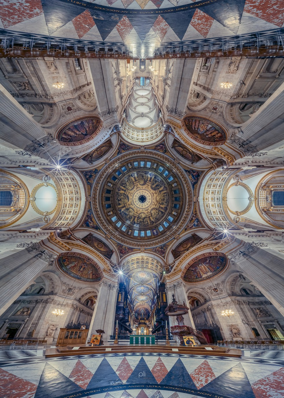 """St. Paul's, Dome"""
