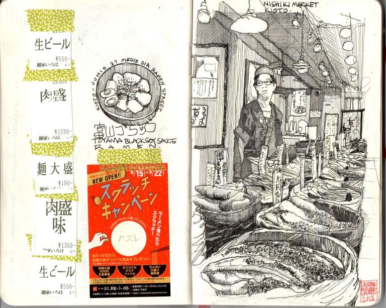 Sketchbook by David Morales Hernandez