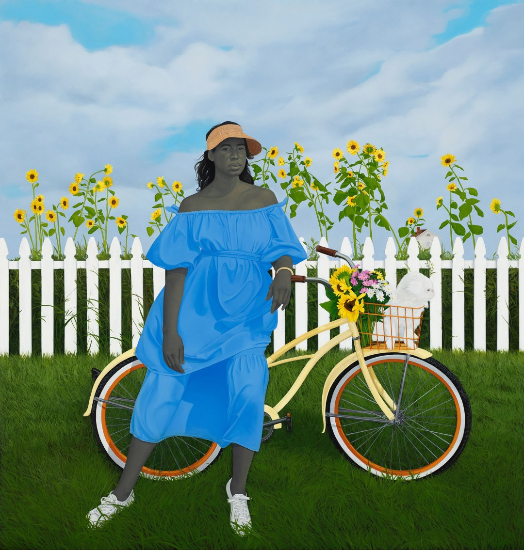 Artist Amy Sherald Depicts a Vast Array of Black Leisure through Monumental and Nuanced Portraits