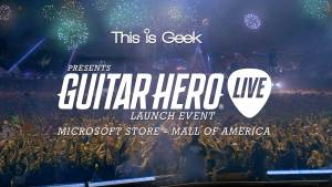 Guitar Hero Live Launch Event!